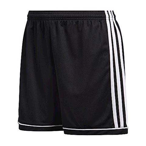 adidas Womens Squadra 17 Short Black White Image 4