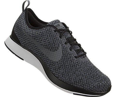 Nike Dualtone Racer SE Older Kids' Shoe - Black Image 9