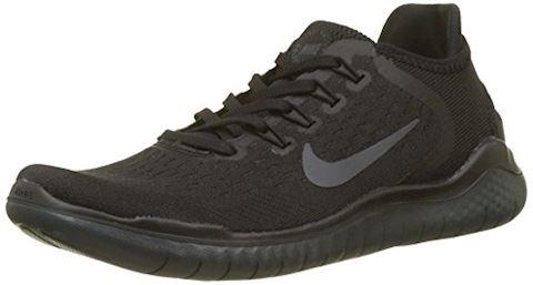 Nike Free RN 2018 Women's Running Shoe - Black Image