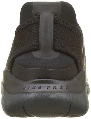 Nike Free RN 2018 Women's Running Shoe - Black Image 2