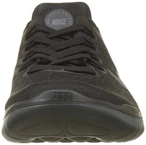 Nike Free RN 2018 Women's Running Shoe - Black Image 4