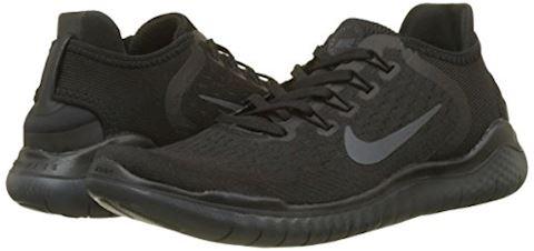 Nike Free RN 2018 Women's Running Shoe - Black Image 5