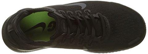 Nike Free RN 2018 Women's Running Shoe - Black Image 7